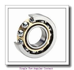 40mm x 80mm x 18mm  FAG 7208-b-mp-uo-fag Single Row Angular Contact
