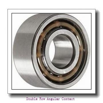 30mm x 62mm x 23.8mm  SKF 3206a-2rs1tn9/c3mt33-skf Double Row Angular Contact