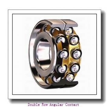30mm x 62mm x 23.8mm  SKF 3206atn9-skf Double Row Angular Contact