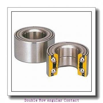 30mm x 62mm x 23.8mm  NSK 3206jc3-nsk Double Row Angular Contact