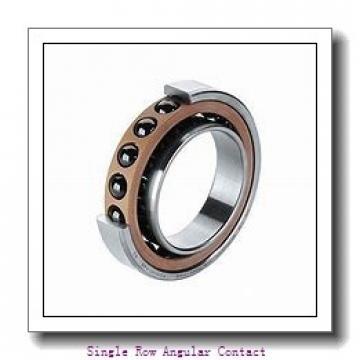 1 Inch x 2.25 Inch x 0.625 Inch  RHP ljt1-rhp Single Row Angular Contact