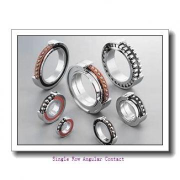 45mm x 85mm x 19mm  FAG 7209-b-jp-uo-fag Single Row Angular Contact