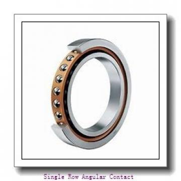 35mm x 72mm x 17mm  NSK 7207beat85sun-nsk Single Row Angular Contact