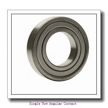 40mm x 80mm x 18mm  FAG 7208-b-mp-ua-fag Single Row Angular Contact