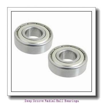 3 inch x 7 inch x 1.563 inch  R%26M mj3-r&m Deep Groove | Radial Ball Bearings