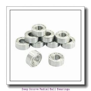 12mm x 28mm x 8mm  NSK 6001vvc3-nsk Deep Groove | Radial Ball Bearings