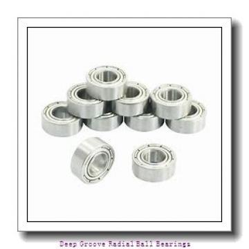 4 inch x 8.5 inch x 1.75 inch  R%26M mj4e-r&m Deep Groove   Radial Ball Bearings