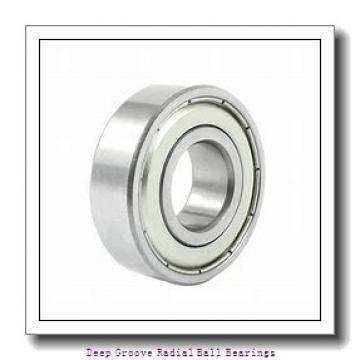 4 Inch x 5.625 Inch x 0.875 Inch  RHP xlj4e-rhp Deep Groove   Radial Ball Bearings