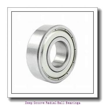 60mm x 110mm x 22mm  NSK bl212nr-nsk Deep Groove | Radial Ball Bearings