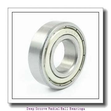 12mm x 28mm x 8mm  NSK 6001ddu-nsk Deep Groove | Radial Ball Bearings