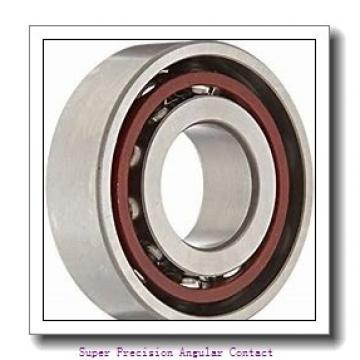 17mm x 40mm x 12mm  Timken 2mm203wicrduh-timken Super Precision Angular Contact