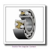 35mm x 72mm x 27mm  SKF 3207atn9/c2-skf Double Row Angular Contact