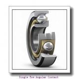 1.375 Inch x 3 Inch x 0.688 Inch  R%26M ljt1.3/8-r&m Single Row Angular Contact